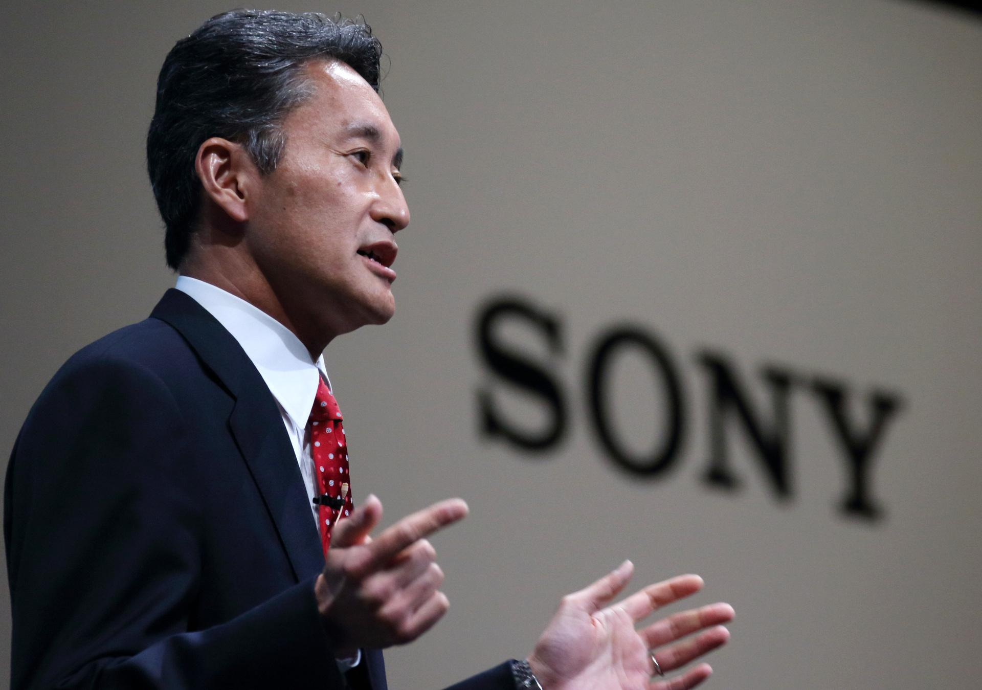 索尼董事长退休 表示已做好准备离开