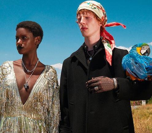Gucci三维表盘腕表 潮人的时尚哲学
