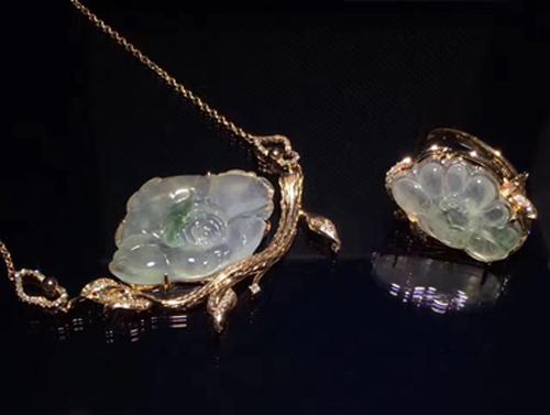 厦门自贸区首届国际珠宝展展出约2000件珠宝、翡翠
