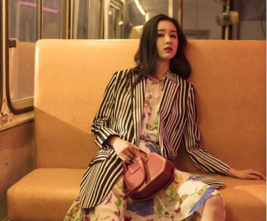 明星演绎Guirlande de Cartier系列手袋
