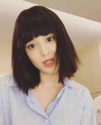 古力娜扎新发型撞脸范冰冰 又一个被刘海坑惨的女爱豆