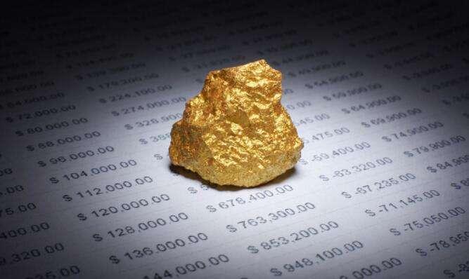 小非农数据意外下滑 现货黄金为何仍低迷?