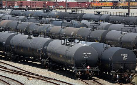 特朗普或将延长对伊朗石油制裁豁免,布伦特原油价创下了有记载以来的最佳局势(图1)