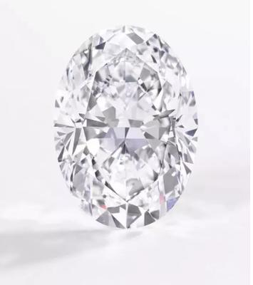 日本买家花1060万英镑拍下88.22克拉椭圆形巨钻