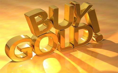 低位鏖战后温和反弹 黄金买入机会来了?