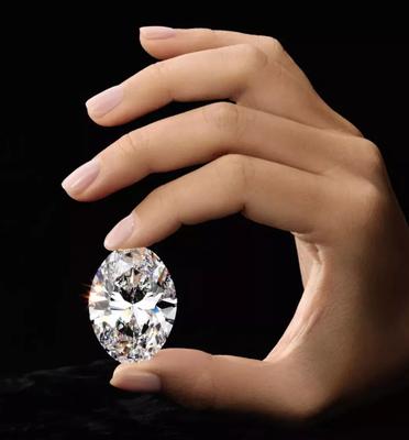 花1060万英镑拍下钻石 只为给女儿做礼物