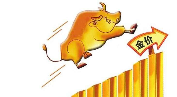 IMF下调美国GDP预测 现货黄金多空鏖战