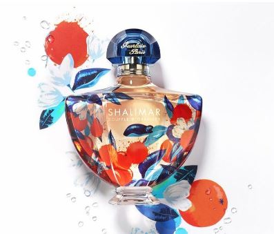Guerlain娇兰一千零一夜橙花味香水 光看瓶身我也要买!