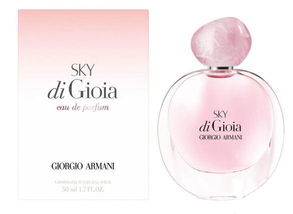 快艾特你的男朋友 阿玛尼5月16日发售Gioia香水系列新款