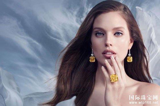 格拉夫的每一件珠宝作品都尽显美钻的天然妍姿