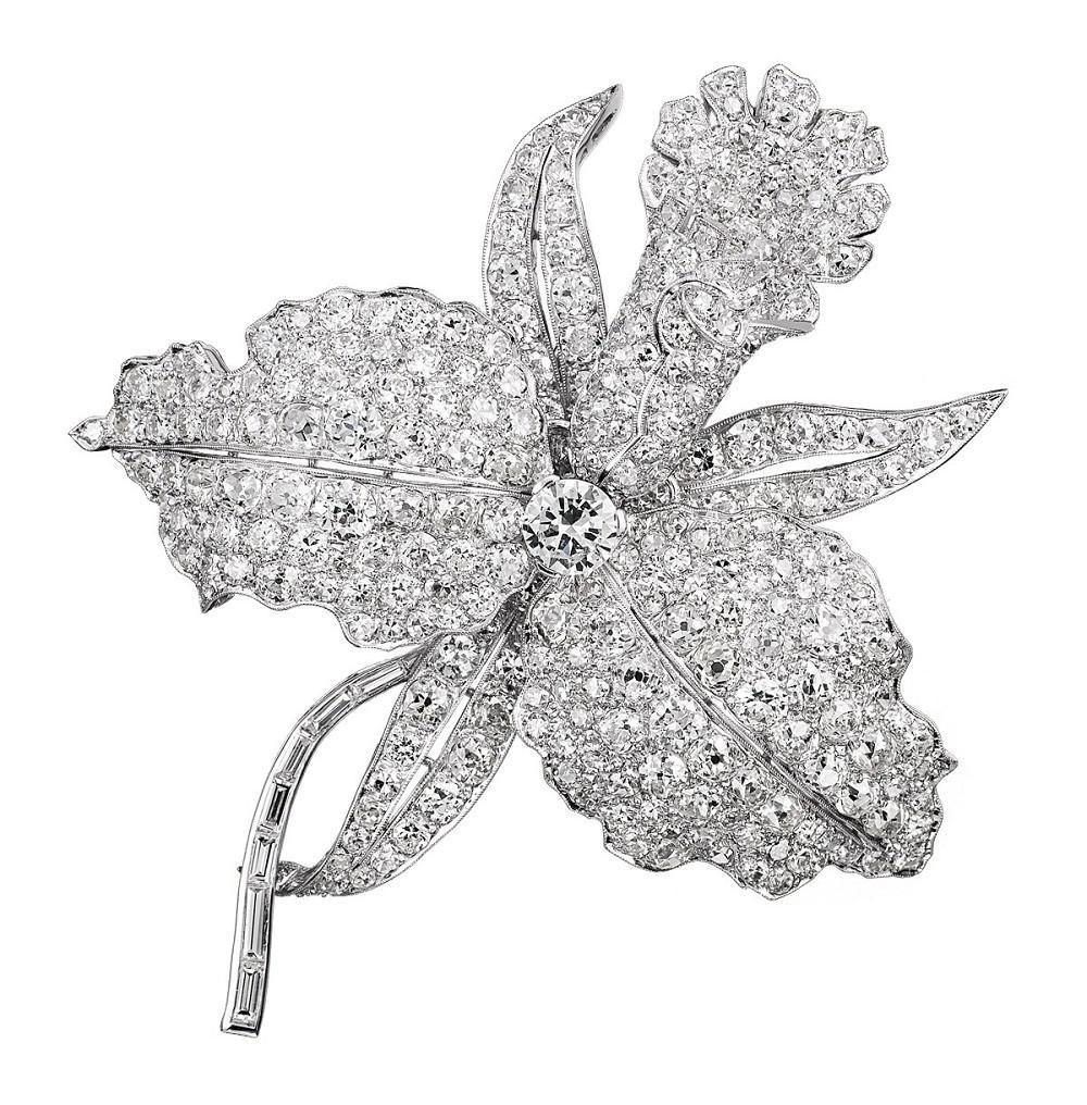 梵克雅宝推出以「胸针」为主题的珠宝展——「Le clip, a bijou de style et d'élégance」