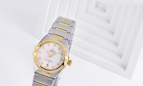 星座系列再谱新篇 欧米茄星座系列曼哈顿腕表