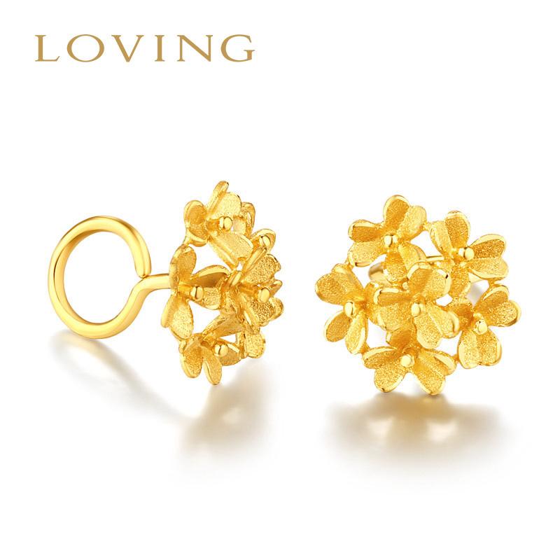 LOVING珠宝:定格花朵恣意绽放的瞬间