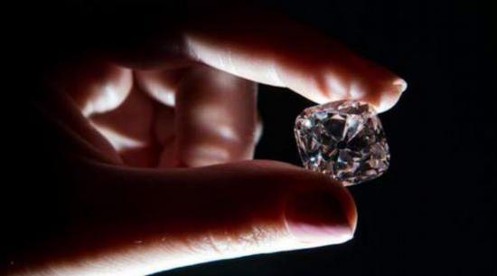 非洲钻石白菜价 游客却不买账