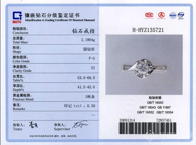 钻石鉴定机构都有哪些?