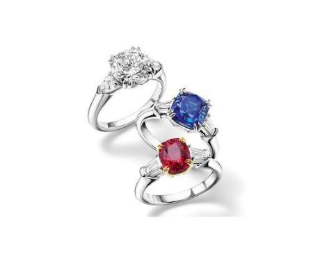 除了钻戒 时髦新娘都在抢这样的订婚戒指