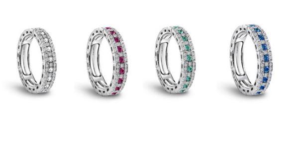 一战前的欧洲珠宝风格原来这般的流光溢彩?