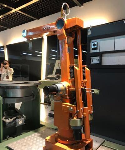 上海将建ABB全球最先进机器人工厂 实现用机器人制造机器人