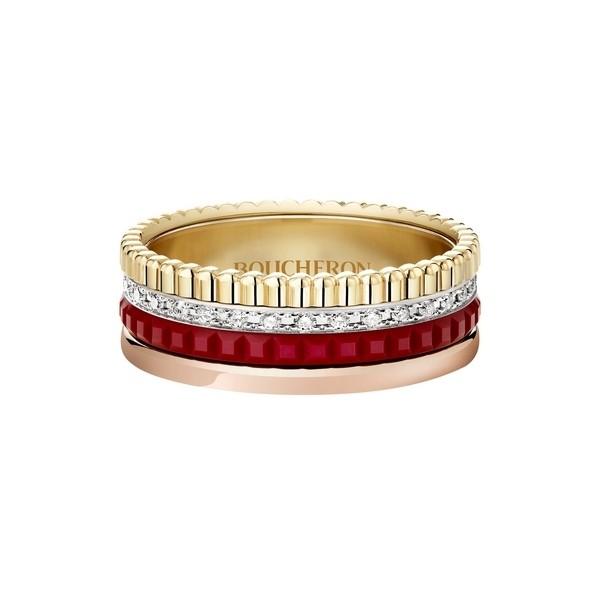 Boucheron宝诗龙甄选婚嫁珠宝系列 邀您见证幸福的每个时刻