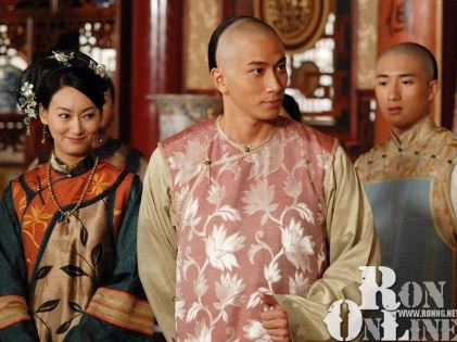 TVB电视剧撞衫大全 一套戏服走遍武林