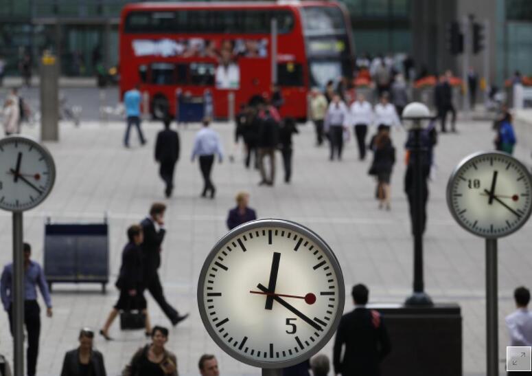 企业囤积现金 对英退影响看法更趋负面