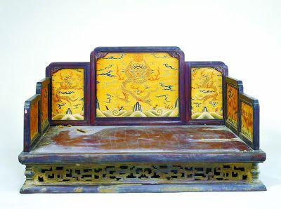宋永吉:为你讲述宫藏家具背后的故事