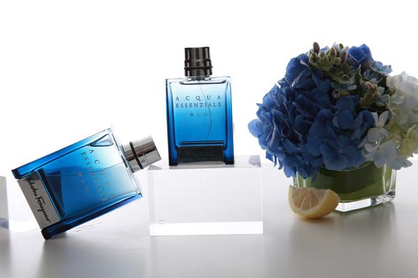菲拉格慕推出全新湛蓝之水男士淡香水