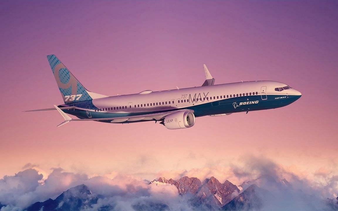 波音公司3月份737MAX机型三月订单为零