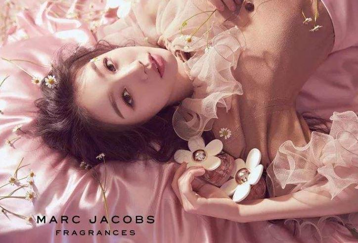 """火箭少女徐梦洁成Marc Jacobs""""挚爱雏菊""""香氛中国区推广大使"""