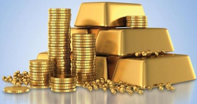 经济示强美指强劲黄金续跌