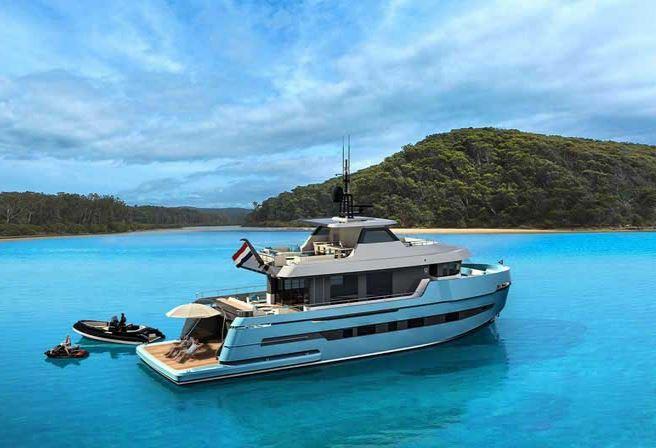 Lynx超级游艇Adventure 29公布:简洁且富有现代感