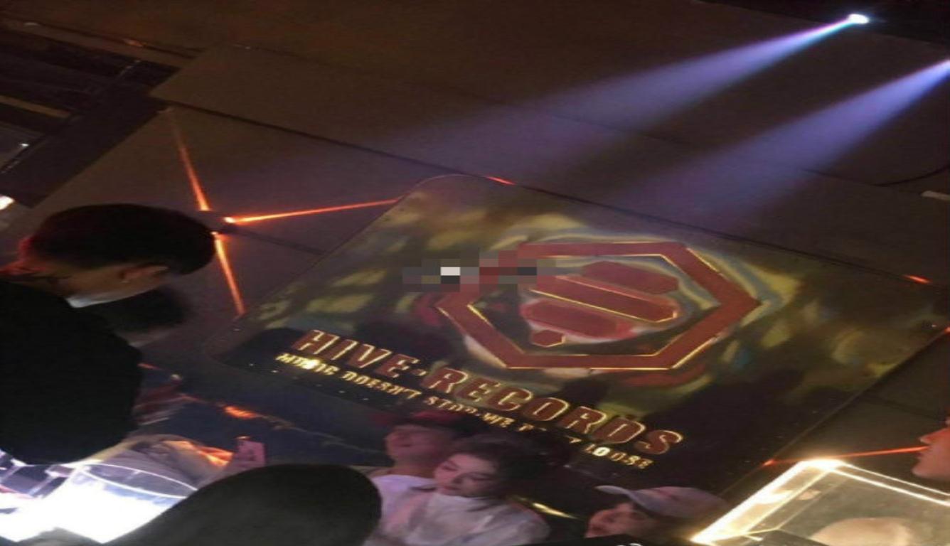 王思聪现身杭州夜店 据说消费了30多万