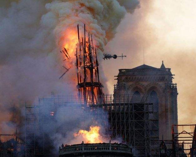 Gucci母公司开云集团老板将捐1亿欧元修复巴黎圣母院