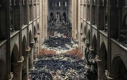 火灾之后的巴黎圣母院应该如何重建?