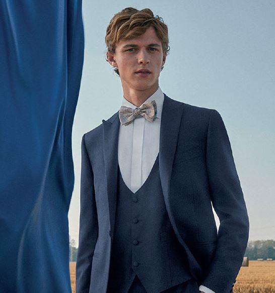 婚礼季 CANALI 2019春夏系列 意式绅士的现代魅力