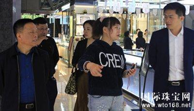 衡阳县领导走访深圳水贝珠宝产业