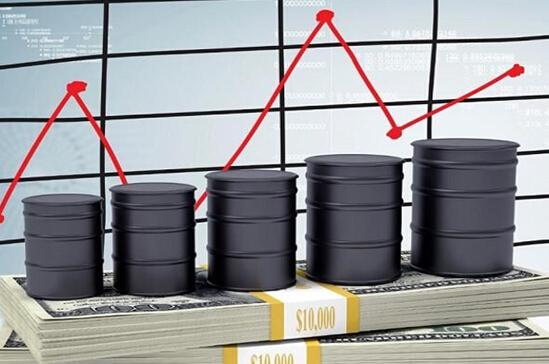 2019年4月22日原油价格走势分析