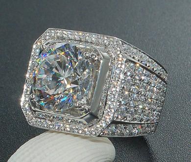 5克拉钻石价格