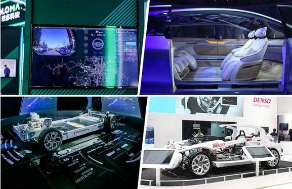自动驾驶未来出行系主流 看看上海车展带来什么新技术