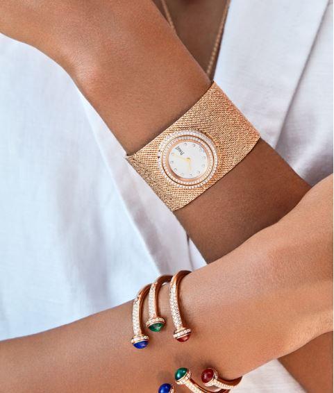 伯爵于2019日内瓦表展推出全新Possession系列腕表