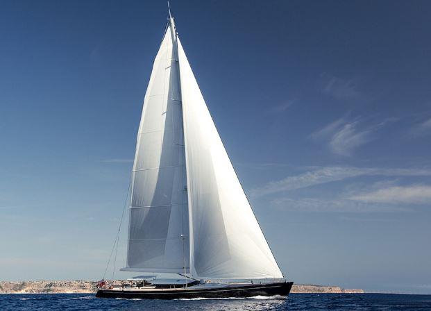 帆船经典之作 Royal Huisman Sea Eagle单桅帆船