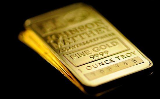 美元指数强势上扬 现货黄金遭巨量抛压