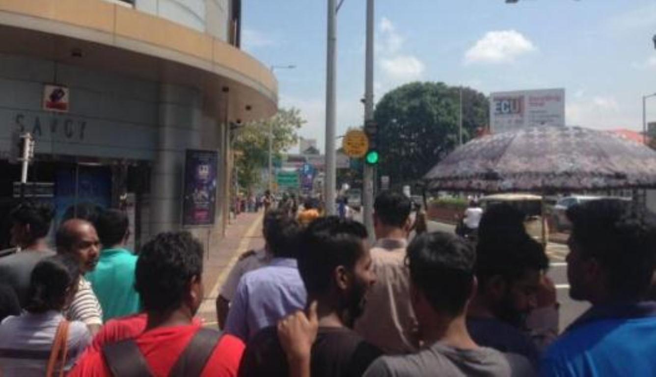 斯里兰卡再发生爆炸 此次是由警方控制的爆炸