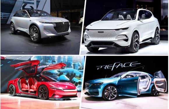 未来触手可及 盘点上海车展自主澳门葡京娱乐准量产概念车