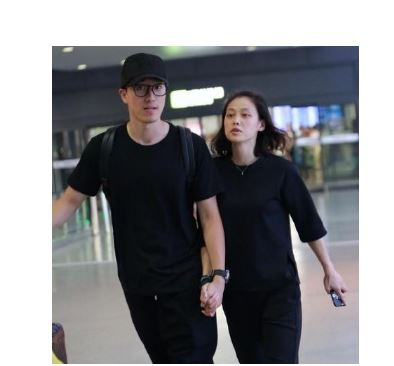 刘翔妻子近照曝光 身材苗条未见怀孕迹象
