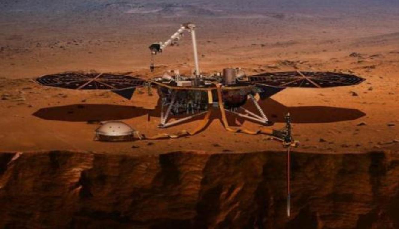 火星或曾有生命 NASA在火星上发现了什么?