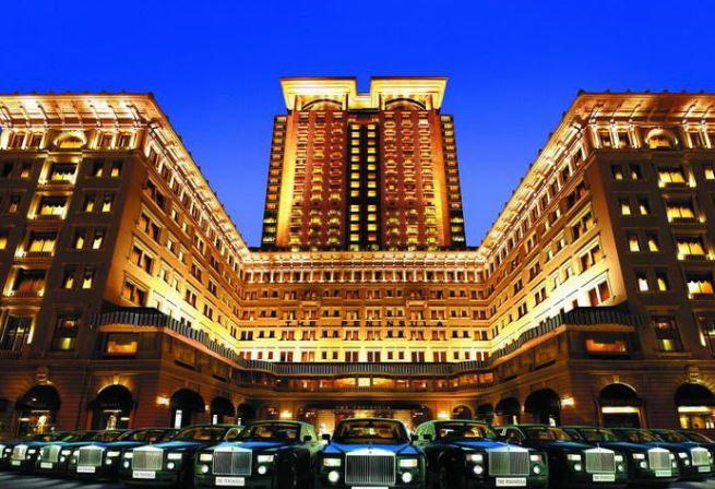 香港现存历史最悠久 最豪华酒店——半岛酒店