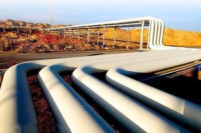 浙江省日均消费管输天然气达3013万立方米