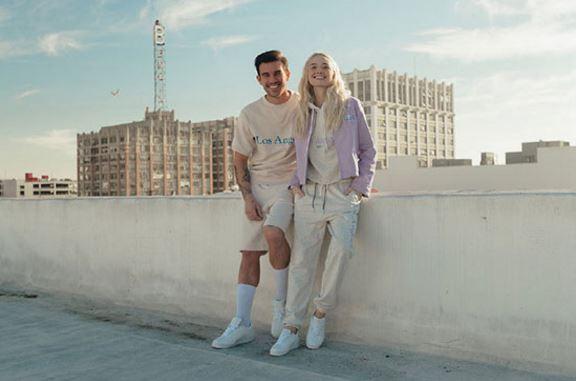 K-Swiss洛杉矶街头运动系列 穿上你就是潮人风向标