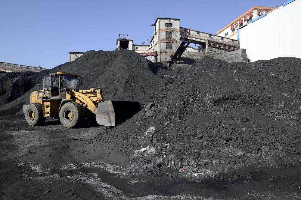 2019年一季度印度全国煤炭产量约2.22亿吨
